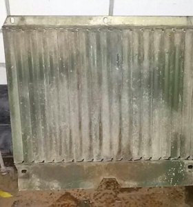 Жалюзи радиатора для ГАЗ-69