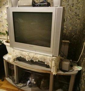 Телевизор ,подставка, дом. Кинот