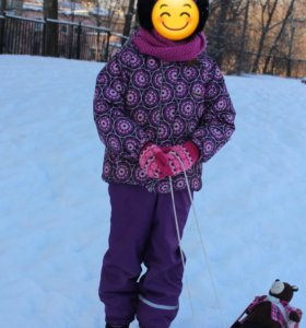Финский зимний костюм