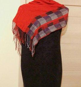 Платье + стильный шарф