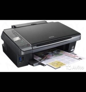 Принтер epson stylus tx219