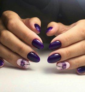 Ногти, маникюр+дизайн