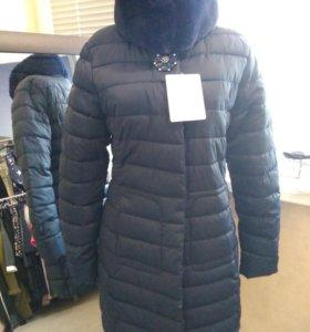 Пальто зима новое
