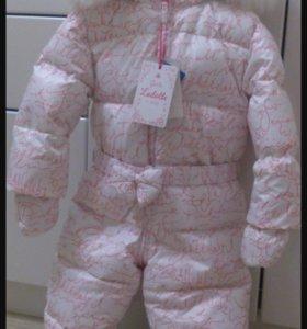 Зимний комбинезон фирмы Ledotte