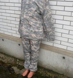 тактический костюм горка осенний