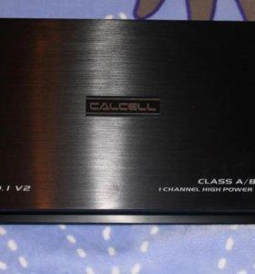 Усилитель Киловаттный Calcell bst 1000.1