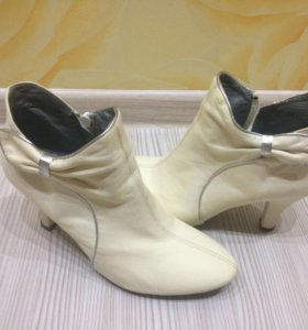 Ботиночки и туфли нат кожа