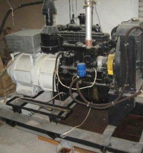 Дизельный Электрогенератор ад30С-Т400-1Р