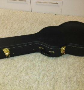 Чехол/кейс жесткий для гитары