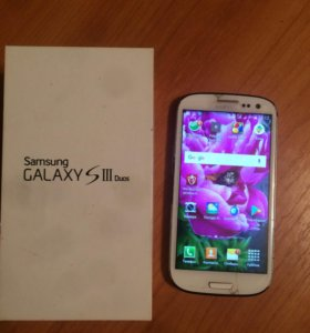 Смартфон Samsung S3 duos
