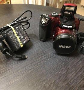 Фотоаппарат Nikon P500 в идеальном состоянии