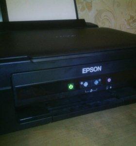 Принтер МФУ EPSON L 222