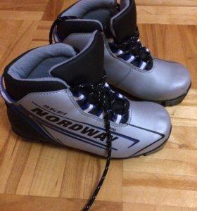 Лыжные ботинки детские Nordway