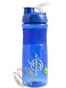 Спортивная бутылка шейкер