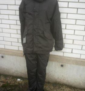 рыбацкий костюм горка 5 зима