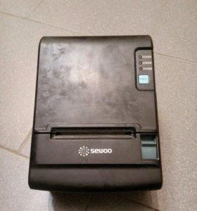 Чековый принтер Sewoo LK-TE212