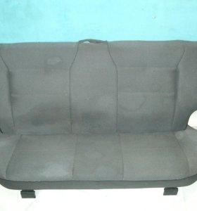 Сиденье заднее на ВАЗ 2108-21099, 2113-2115