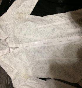 Пиджак,блуза