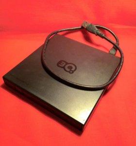 Внешний привод USB 3Q DVD R/RW