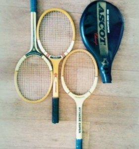 Теннисные ракетки