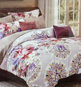 Стильные комплекты постельное бельё 🌃