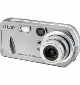 Фотоаппарат Sony DSC-P92