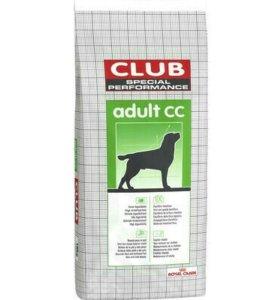 Royal Canin C.C Club 20кг Франция