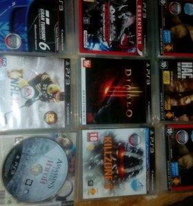Диски для PS3+(PS3)и так далее