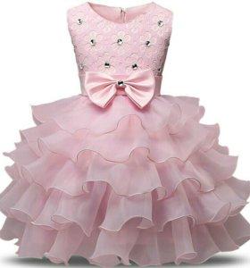 Нарядное платье, новогодний костюм