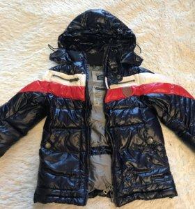 Куртка пуховик Noble Piople