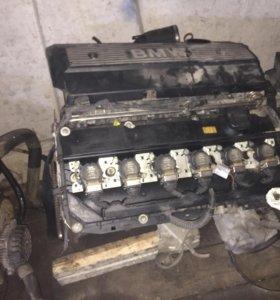 Двигатель бмв м52б20ту bmw m52b20tu