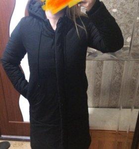 Новое Пальто осень-весна xl