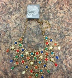Колье (ожерелье, бижутерия) Lady Collection