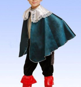 Аренда - Карнавальный костюм Кот в сапогах