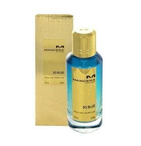 Брендовая парфюмир.вода MANCERA SO BLUE (унисекс)