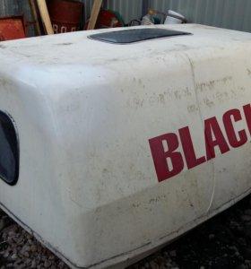 Спальный бокс на крышу грузовика