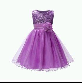 """Нарядное платье """"Violet"""""""