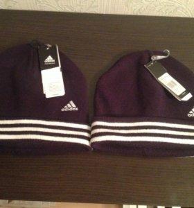 Adidas новая шапка