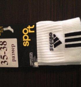 Adidas носки новые