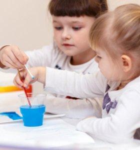 Детские развивающие занятия