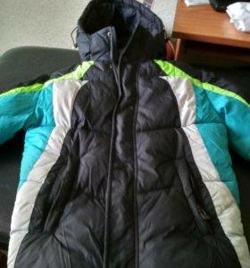 Куртка для мальчика.зима. 134 рост