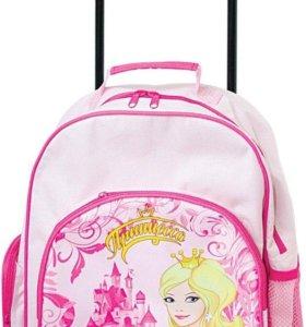 Принцесса рюкзак