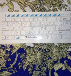 Беспроводная клавиатура + мышка