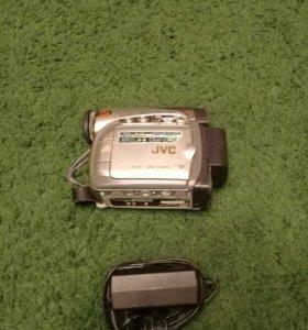Камера jvc gr-d246e