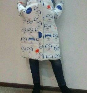 Куртка новая р42 44 46