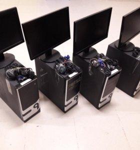 Современные компьютеры офисного типа в сборе