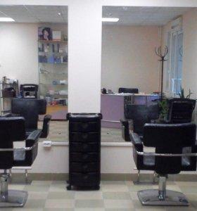 Рабочее место парикмахеру