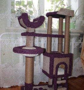 Когтеточка, Игровой комплекс, Домик для кошек