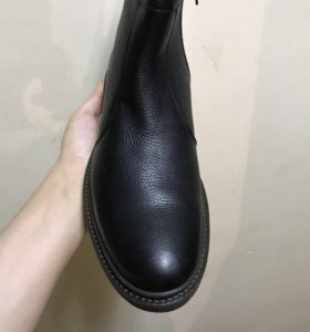 Сапоги высокие,туфли ботинки Zara Челси