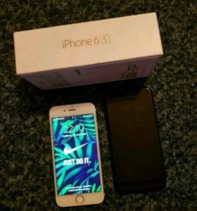 iPhone 6s gold 64